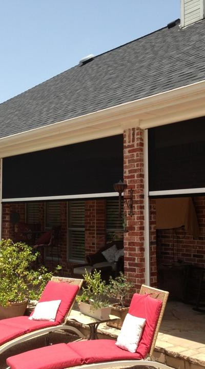 Retractable Sun Shades 017 - Brentwood, TN