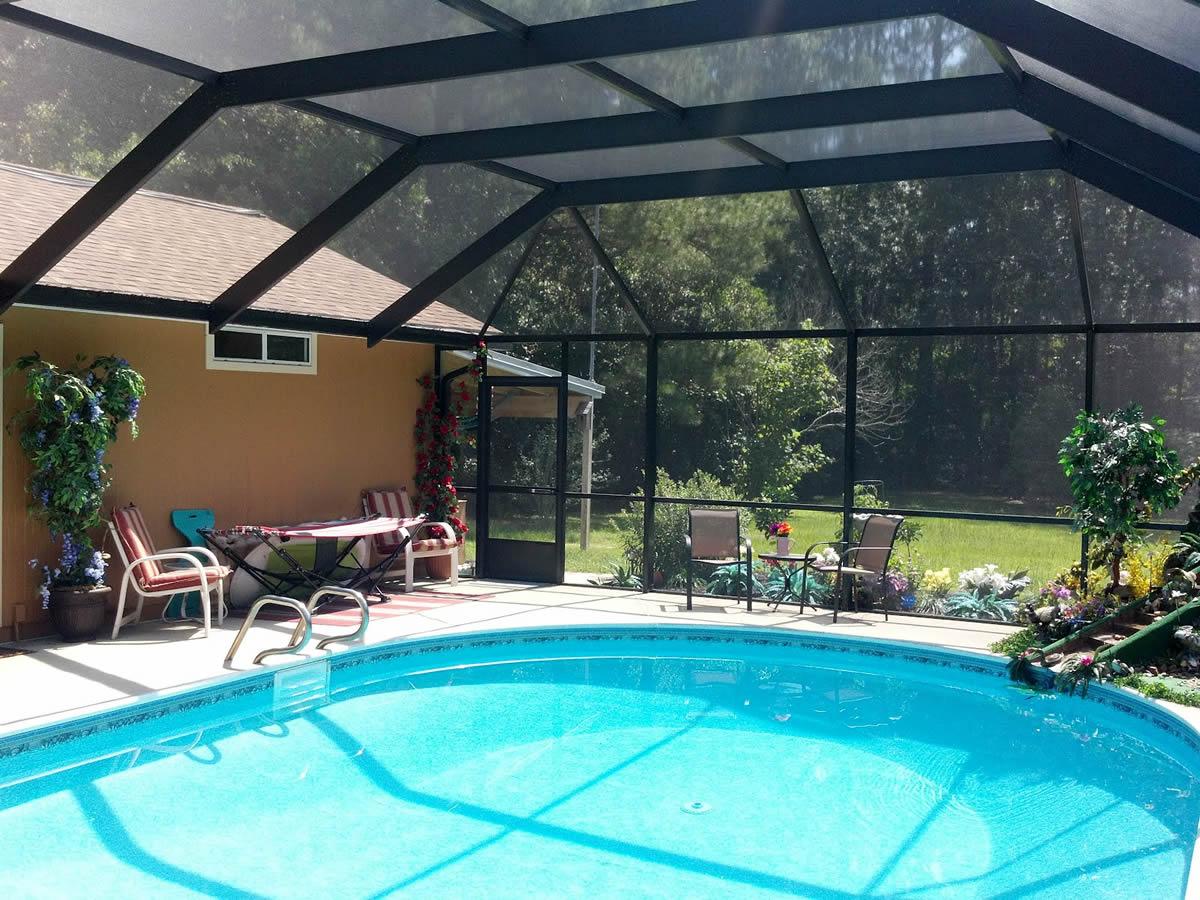 Pool enclosures houston american hwy for Pool enclosures houston