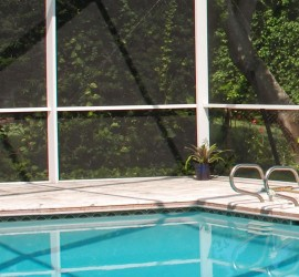 Glass or Screen Pool Enclosures Tennessee