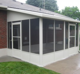 Screen Enclosure Builder in Middle Tennessee