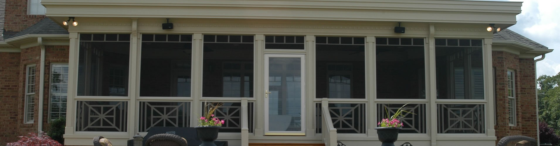 Top Screen Room Installer Nashville